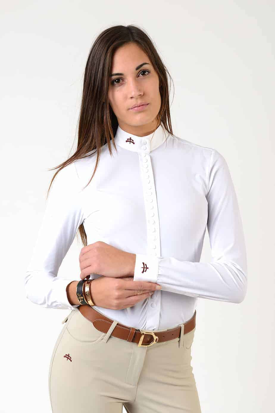 MakeBe Dafne 'A Thousand Buttons' Competition Shirt