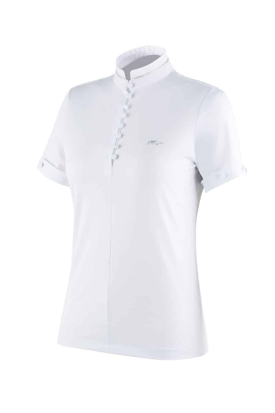 anna scarpati felipa competition shirt with buttons