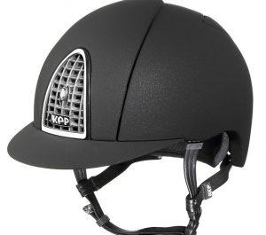 KEP Helmets Cromo Mica Black