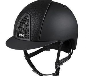 KEP Helmets Cromo T Black Karung