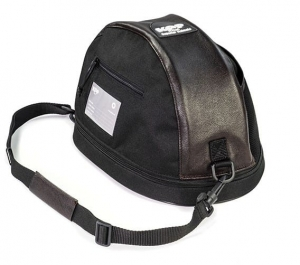 KEP Hat Bag- Brown Leather