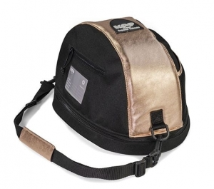 KEP Hat Bag- Rose Gold Leather