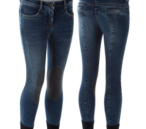 Animo Girl's Nove Denim Breeches